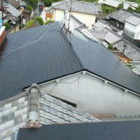 [屋根塗装後] 塗装後の屋根です。